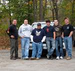 Six Guys from the Firehouse…