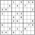 Sudoku Puzzle Challenge-October 2016