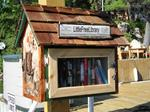 Honey Bee Island's Little Free Library