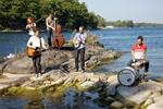 Great Lake Swimmers Dive into the River