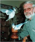 Les Boszormeny - Carving Birds from Wood
