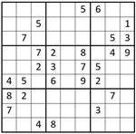 Sudoku Puzzle Challenge–March 2016