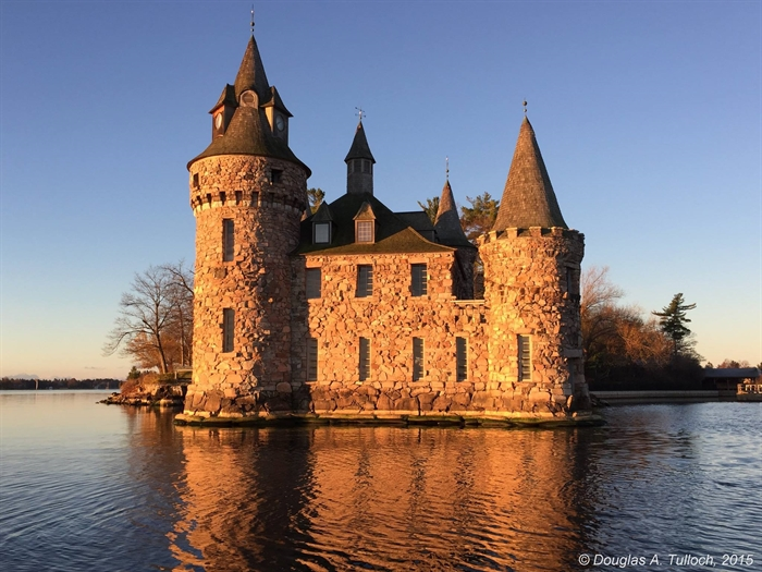 Doug Tulloch's Photo of the Boldt Castle Power House