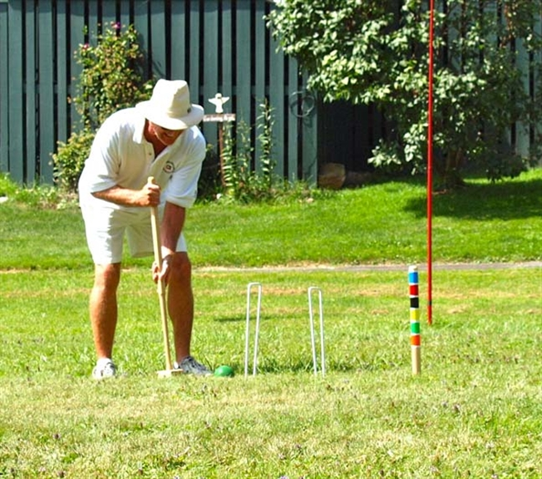 And croquet