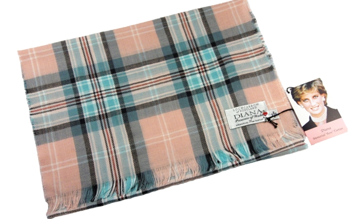 I really liked the Princess Diana (Rose) Memorial tartan used to raise funds for her charities.