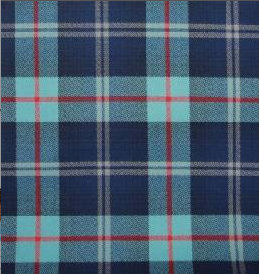 This is known as the Hero Tartan for charities for returning vets in Scotland.
