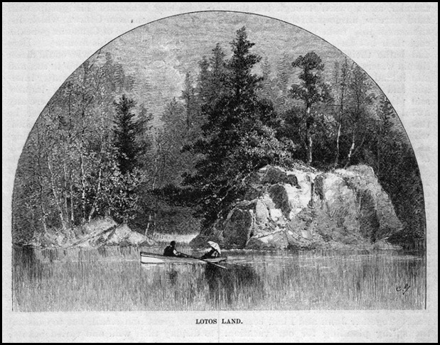 "Lotos Land, ""Summering in the Thousand Islands"""