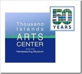 Logo for Arts Centre 50