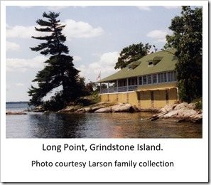 Long Point grindstone