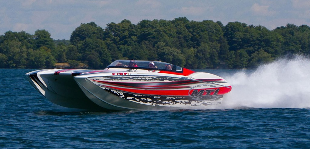 1000 Islands Charity Poker Run Comes to Town > Thousand