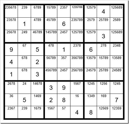 Sudoku Puzzle #48 > Thousand Islands Life Magazine
