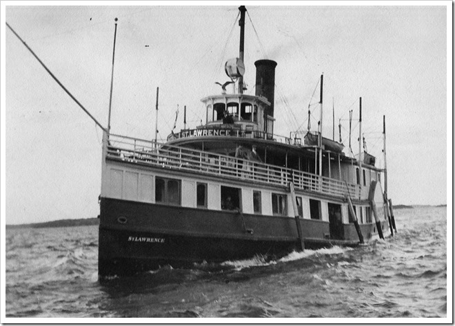 Steamer St. Lawrence