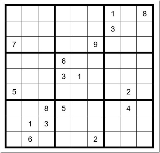 Sudoku Puzzle #46 > Thousand Islands Life Magazine